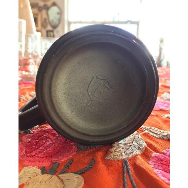 Vintage Black & Gold Zodiac Coffee Cup Mug For Sale - Image 11 of 11
