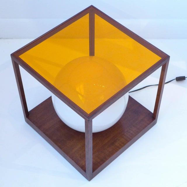 Quadrus Light Table by Paul Mayen for Habitat - Image 3 of 11