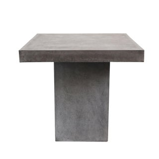Outdoor Cement Resin Counter Table