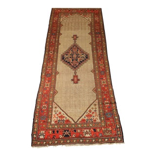 Antique Persian Malayer Runner For Sale