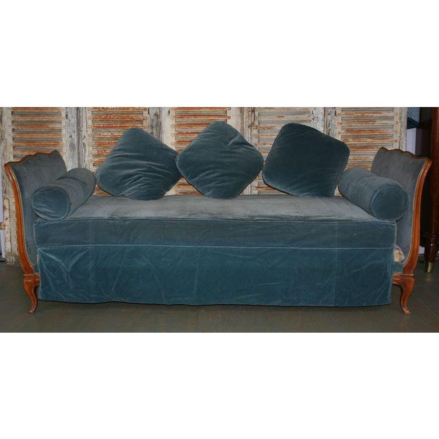 French Louis XV Style Daybed - Image 2 of 9