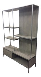 Image of Industrial China and Display Cabinets