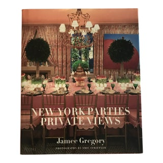 New York Parties Book For Sale