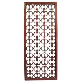 Architectural Indian Wood Screen