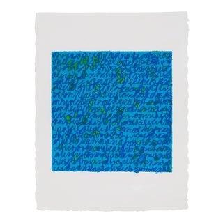 Louise P. Sloane Blues 2018 For Sale