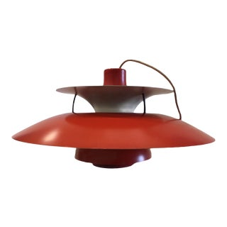 Vintage Ph5 Pendant Lamp by Poul Henningsen for Louis Poulsen For Sale