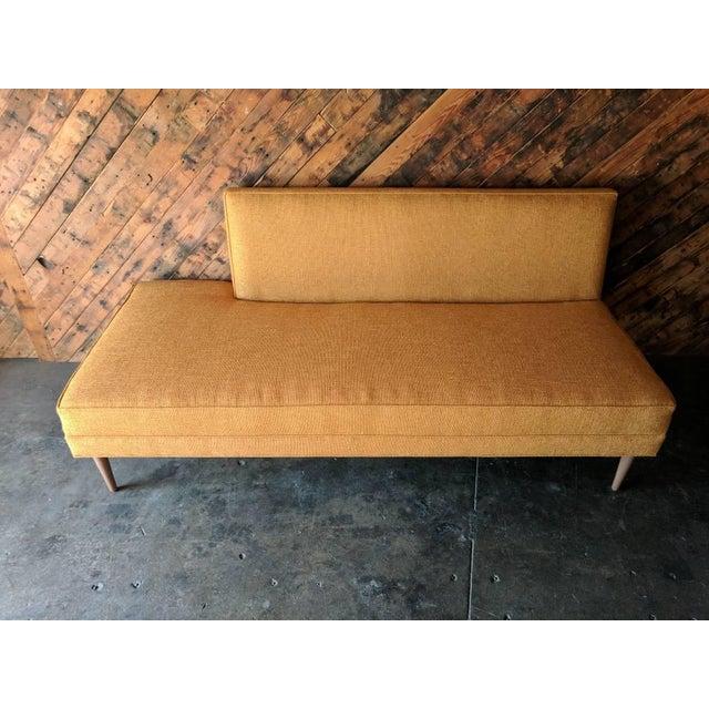 Mid Century Style Custom Day Bed Sofa - Image 3 of 8
