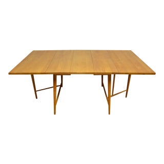 "Paul McCobb ""Predictor"" Dining Table For Sale"