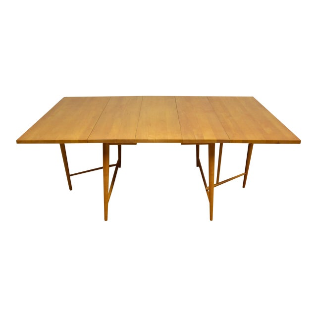 "Paul McCobb ""Predictor"" Dining Table - Image 1 of 11"