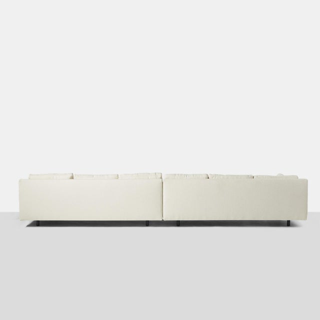 Two-Part Sofa by Harvey Probber For Sale - Image 4 of 8