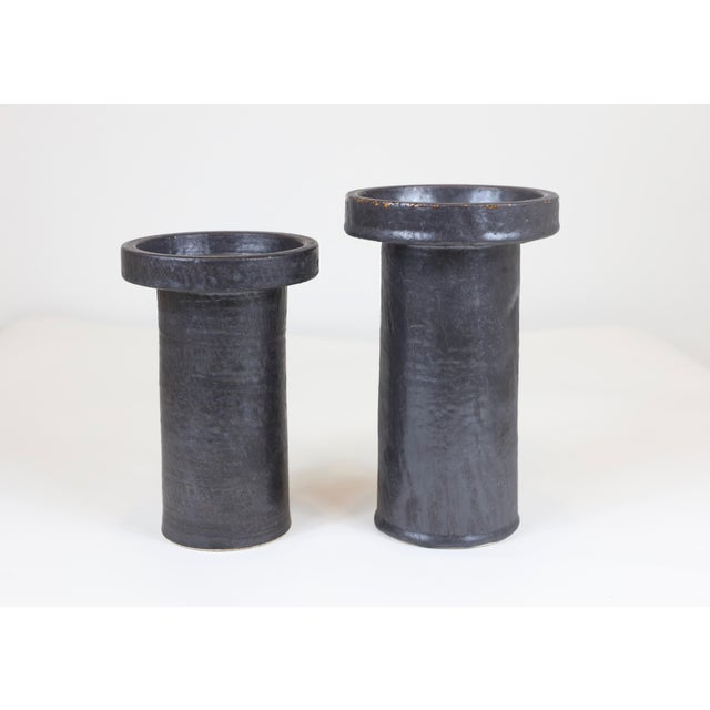 Jonathan Adler Johnathan Adler Candle Holders - a Pair For Sale - Image 4 of 5