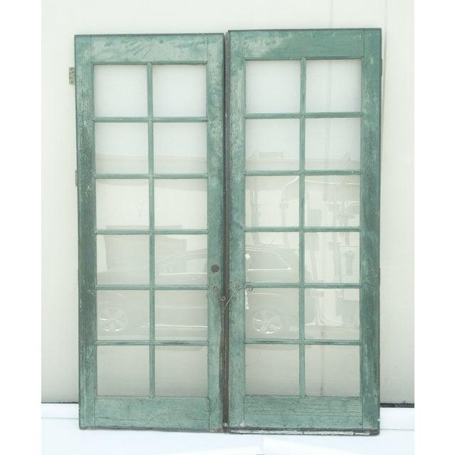 High Quality Vintage Glass Doors