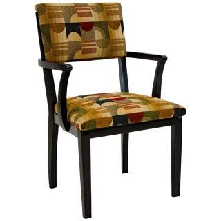 Vintage Art Deco Armchair For Sale