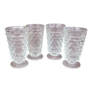 "Fostoria ""American"" Glasses - Set of 4 For Sale"