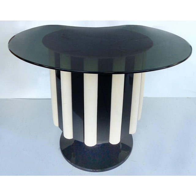 1970s 1970s Mid-Century Modern Chromecraft Acrylic & Chrome Dry Bar & Two Stools - 3 Pieces For Sale - Image 5 of 11