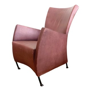 """1980s Post Modern Montis """"Windy"""" Lounge Chair, Holland For Sale"""