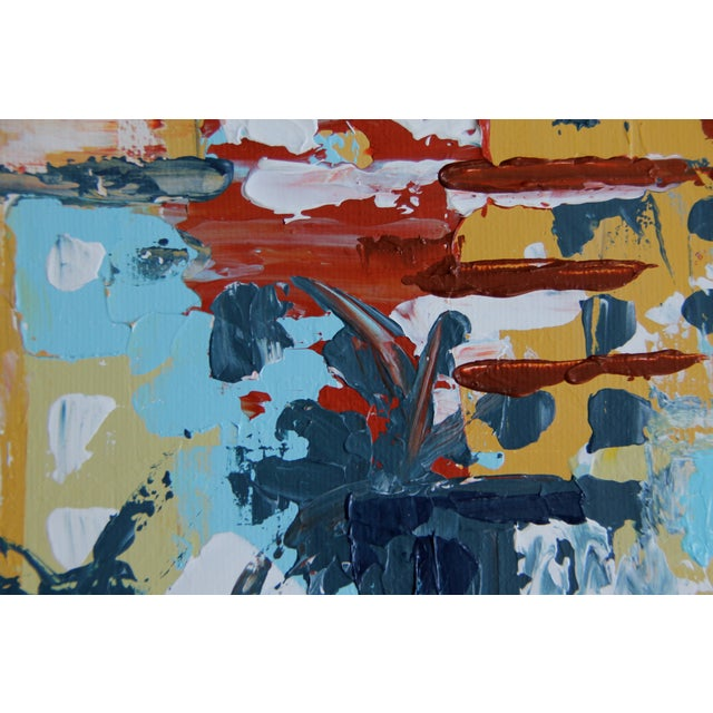 """""""Miami Beach #2,"""" Painting by Celeste Plowden - Image 2 of 4"""