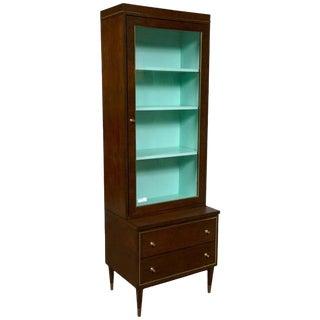 e.j. Victor Calypso Curio Cabinet for Ralph Lauren For Sale