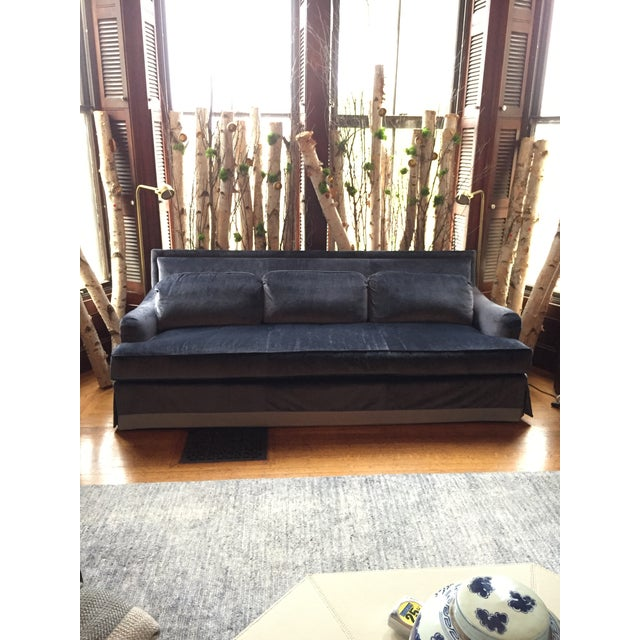 "90"" Vintage Sofa - Image 2 of 7"