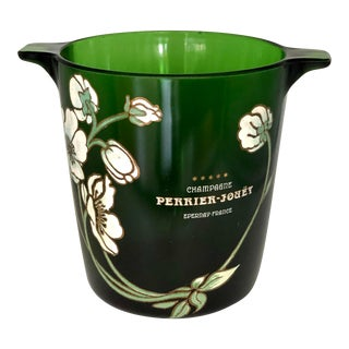 Mid-Century Modern 1960's Perrier Jouet Champagne Bucket For Sale