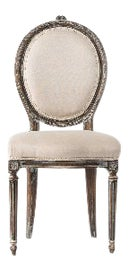 Image of Hollywood Regency Windsor Chairs