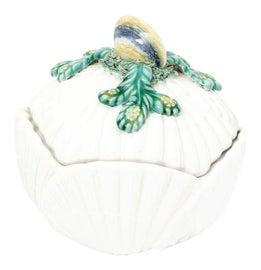 Image of Robin's Egg Blue Serveware