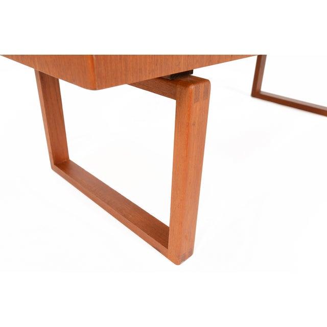 Kai Kristiansen Danish Modern Teak Planter For Sale - Image 5 of 6