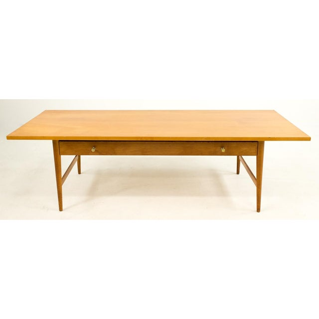 Mid-Century Modern Mid-Century Modern Paul McCobb Planner Group Coffee Table For Sale - Image 3 of 11