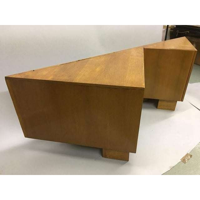 Avant-Garde French Modern Sideboard by Alain Marcoz, circa 1956 - Image 2 of 10