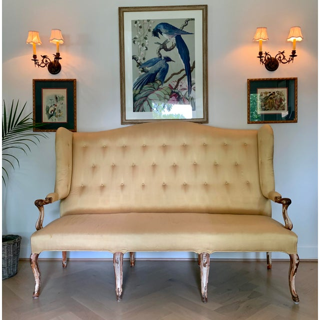 19th Century Wonderful Italian-Style Sofa For Sale - Image 10 of 10