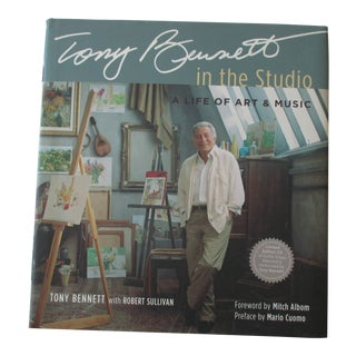 Tony Bennett in the Studio: A Life of Art & Music Book For Sale