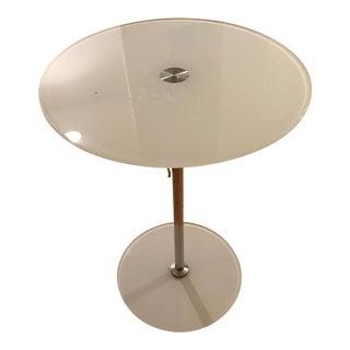 Modern Adjustable Eurostyle Radinka Accent Table For Sale