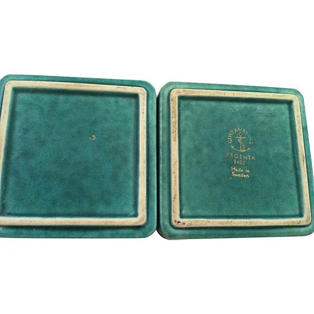 Swedish Argenta Trays - A Pair - Image 4 of 4