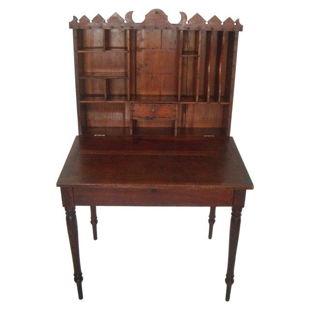 Antique Lift-Top Plantation Desk/Bureau - Antique Lift-Top Plantation Desk/Bureau Chairish
