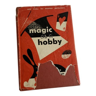 1948 Magic as a Hobby Book For Sale
