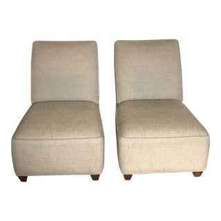 Transitional Lee Industries Chairs - a Pair For Sale