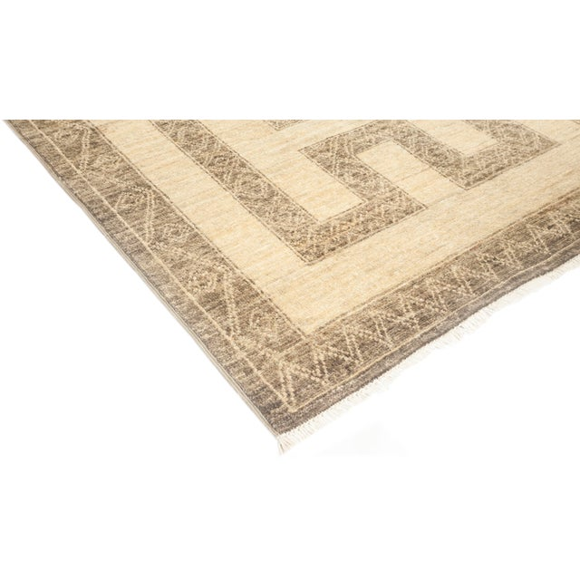 """African Oromo, African Area Rug - 8' 2"""" X 9' 10"""" For Sale - Image 3 of 4"""