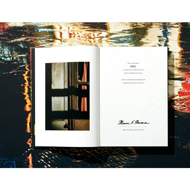 """TASCHEN TASCHEN Books, """"Marvin E. Newman"""" Photography Collection, Limited Edition, Signed For Sale - Image 4 of 8"""