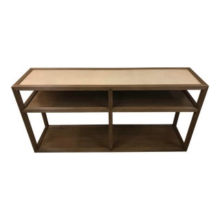 Theodore Alexander Gibb Console Table For Sale