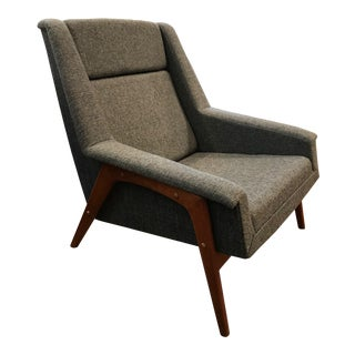 Vintage Folke Ohlsson for Dux Chair