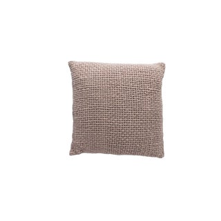 Square Light Blue Pillow For Sale