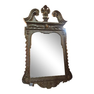 19th Century English Regency Giltwood Mirror For Sale