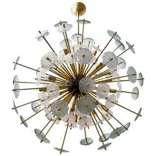 1960s Vintage Parasole Sputnik Chandelier by Fabio Ltd For Sale