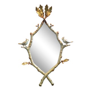 Carvers' Guild Songbird Mirror