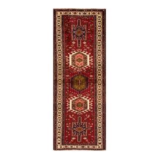 "Apadana - Vintage Persian Heriz Rug, 3'3"" x 6'4"""
