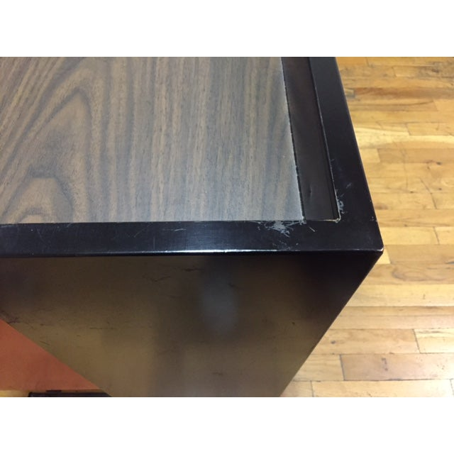 Designcraft 2 Drawer Industrial Desk - Image 7 of 9