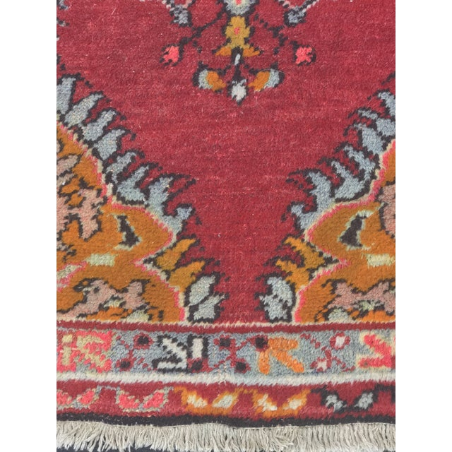 "Vintage Turkish Anatolian Rug - 2'8""x5'4"" - Image 5 of 11"