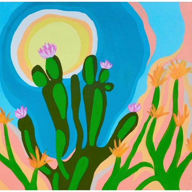 "Tony Marine ""Modern Landscape"" Painting For Sale"