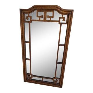 Drexel Heritage Greek Key Mirror For Sale