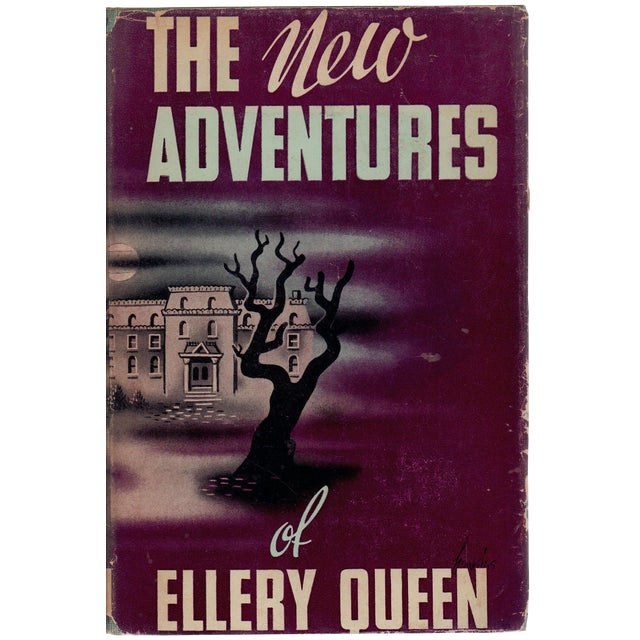 The New Adventures of Ellery Queen For Sale